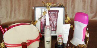 cosmetica navidad regalos numeros